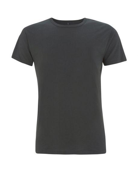 Herren T-Shirt Bambus anthrazit