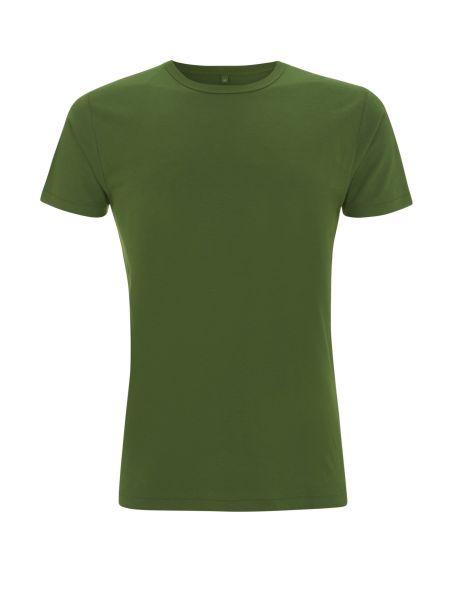 Herren T-Shirt Bambus grün