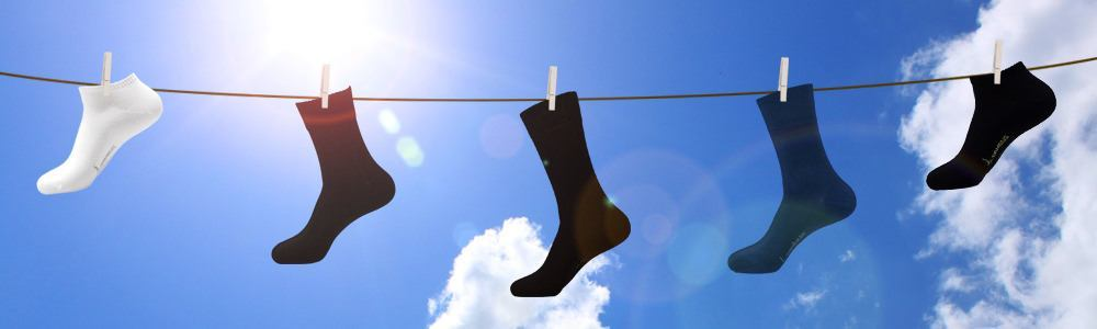 Socken ohne Naht