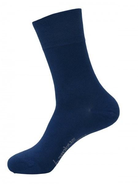 Chaussettes bleu jean