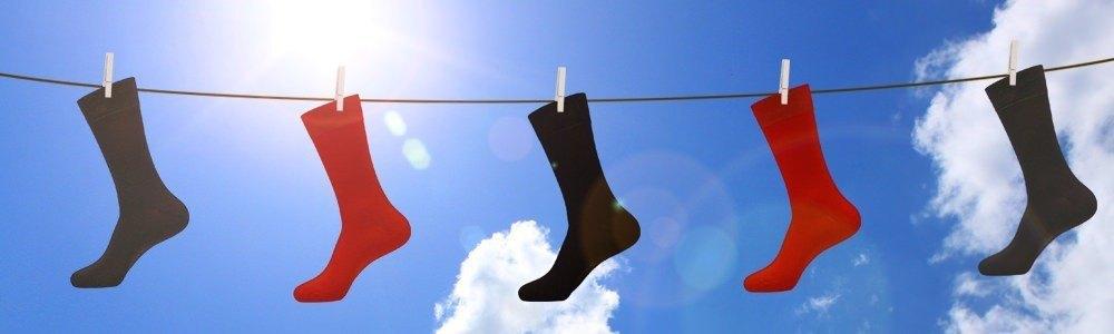Anzug Socken