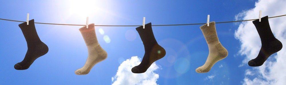 Dicke Socken