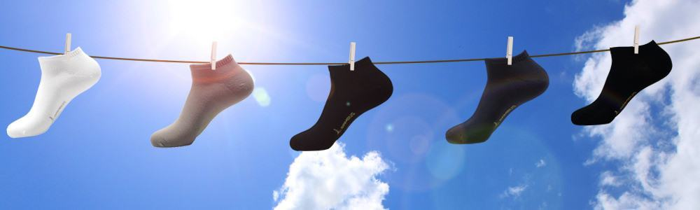 Dünne Socken
