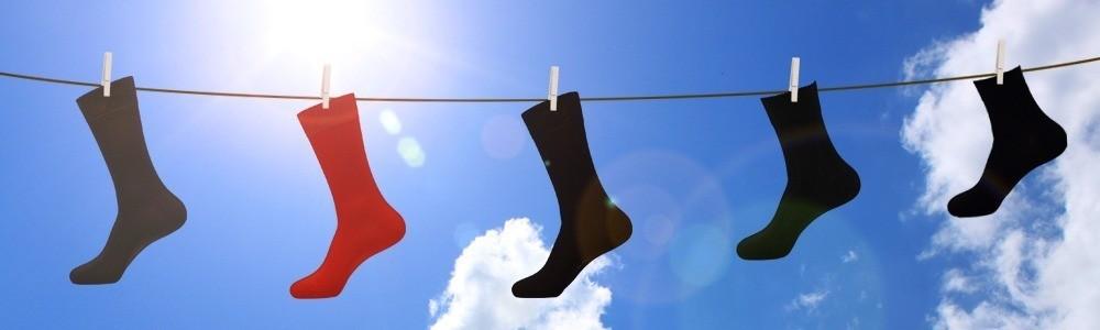Socken Übergroesse