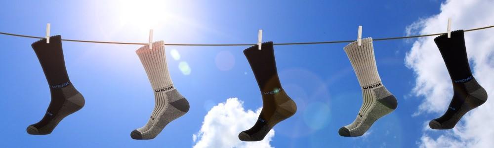 Walking Socken